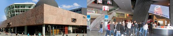 Rennes espace des sciences