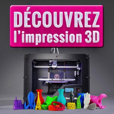 Impression 3D - Cartridge World Rennes