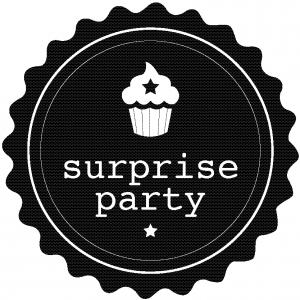 surprise party logo